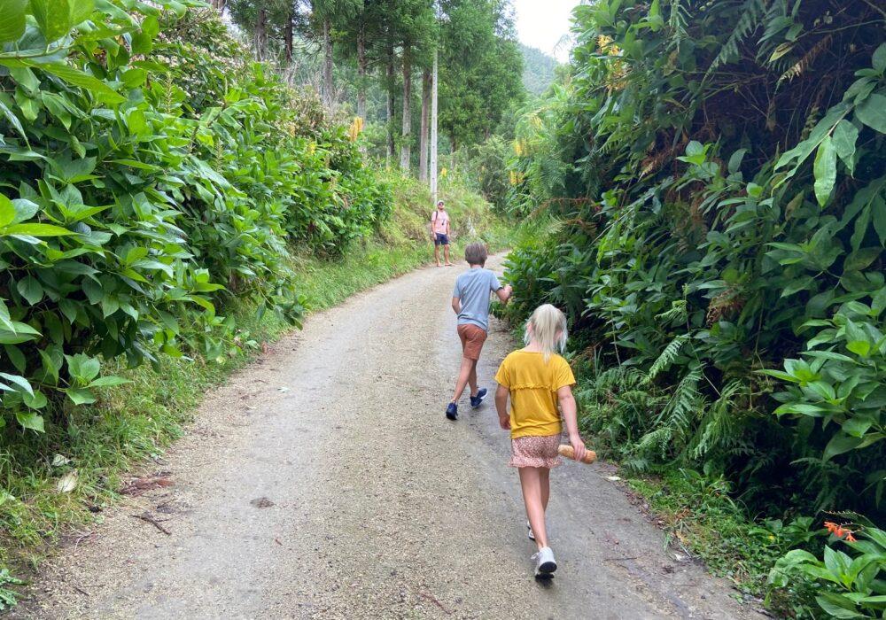 Kids Love Travel: Azoren met kinderen