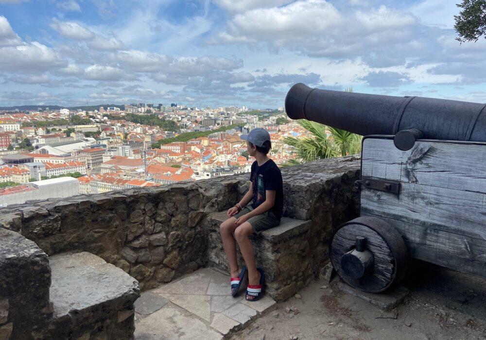 Kids Love Travel: Lissabon