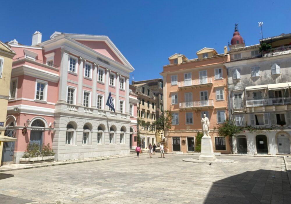 Kids Love Travel Corfu